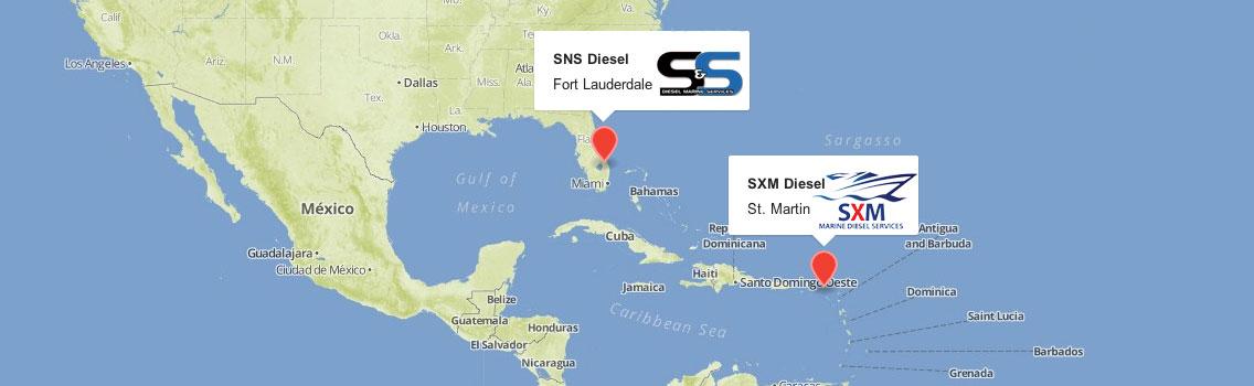 SXM Diesel Marine Services » Preventive Maintenance